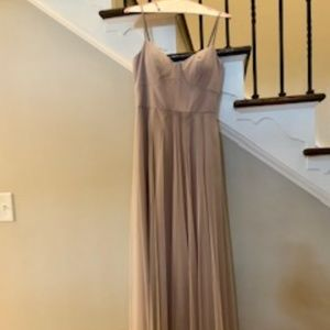 After Six Bridesmaid Dress - Dessy (Taupe)
